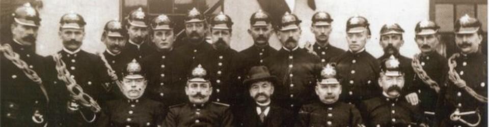 Die Gründunsmitglieder von 1904