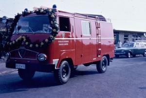 Das LF8 Magirus-Faun
