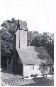Das Spritzenhaus von 1905