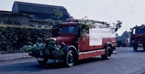 Zweites Löschgruppen-Fahrzeug: LF15